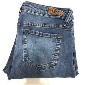 Kut From the Kloth Straight Leg Jeans Size 10 EUC
